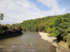 伊勢神宮・宇治橋からの眺め.JPG