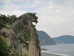 獅子岩(熊野).JPG