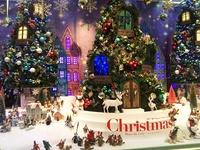 高島屋のクリスマス飾り.JPG
